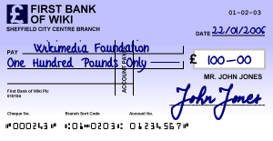 Bank Cheque: Swift Code Bank Cheque