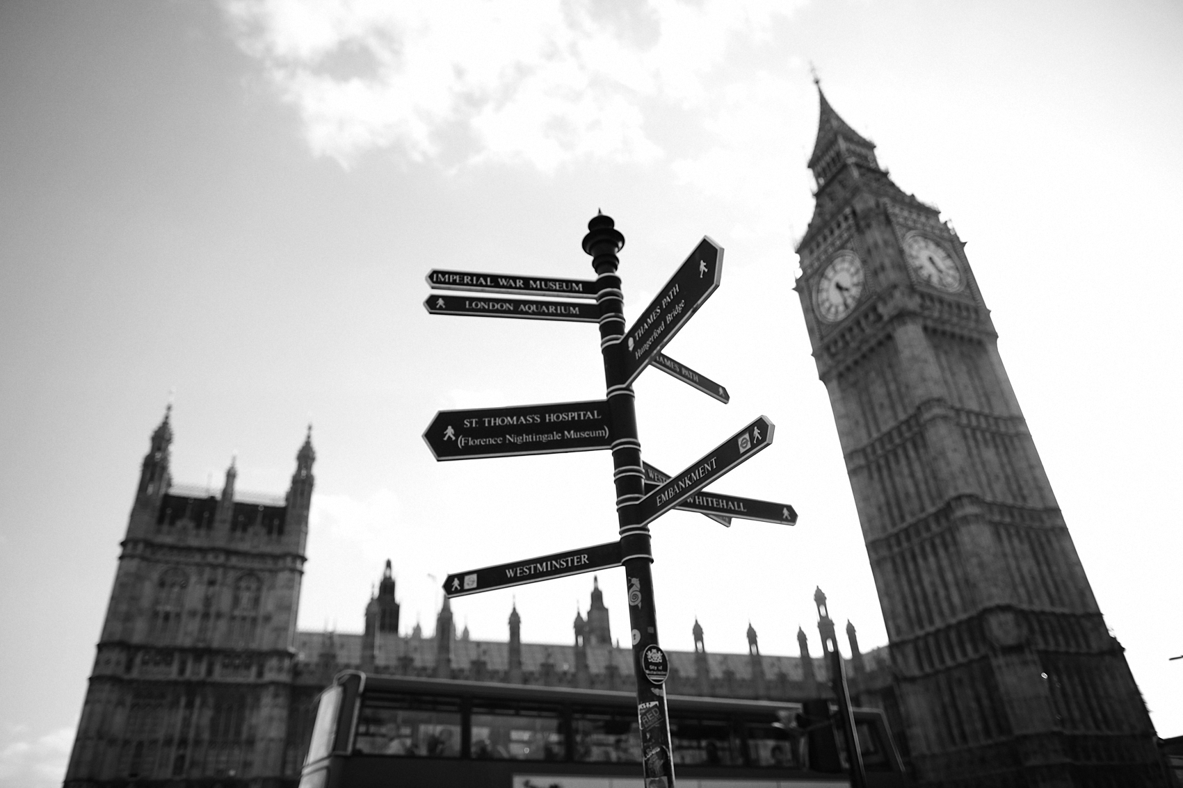 Where to Live in London?