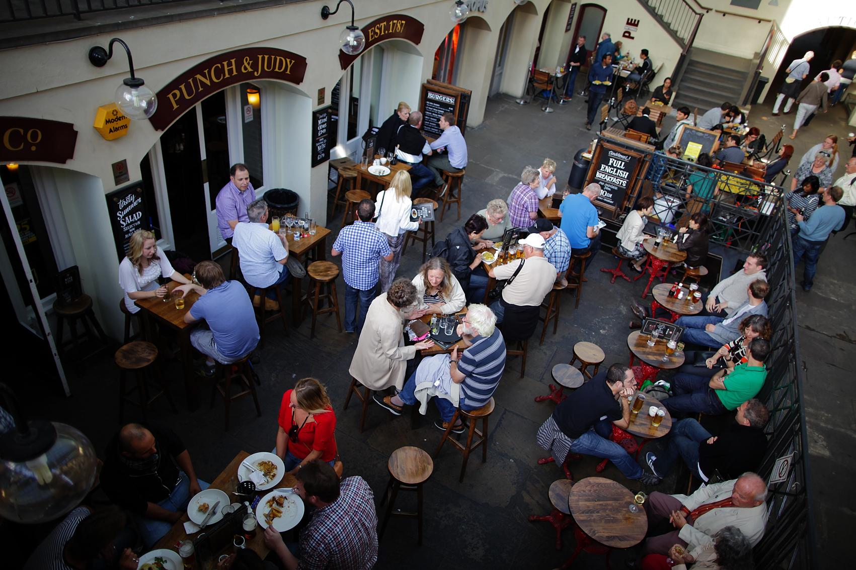 Pubs in London