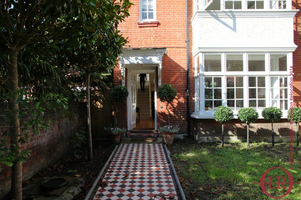 london homes for rent in chiswick