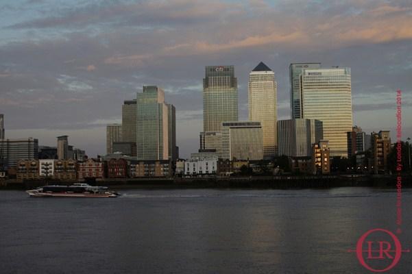 London Relocation - London Skyline