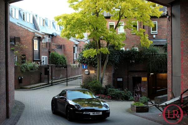 parking in london - transport tips london relocation services