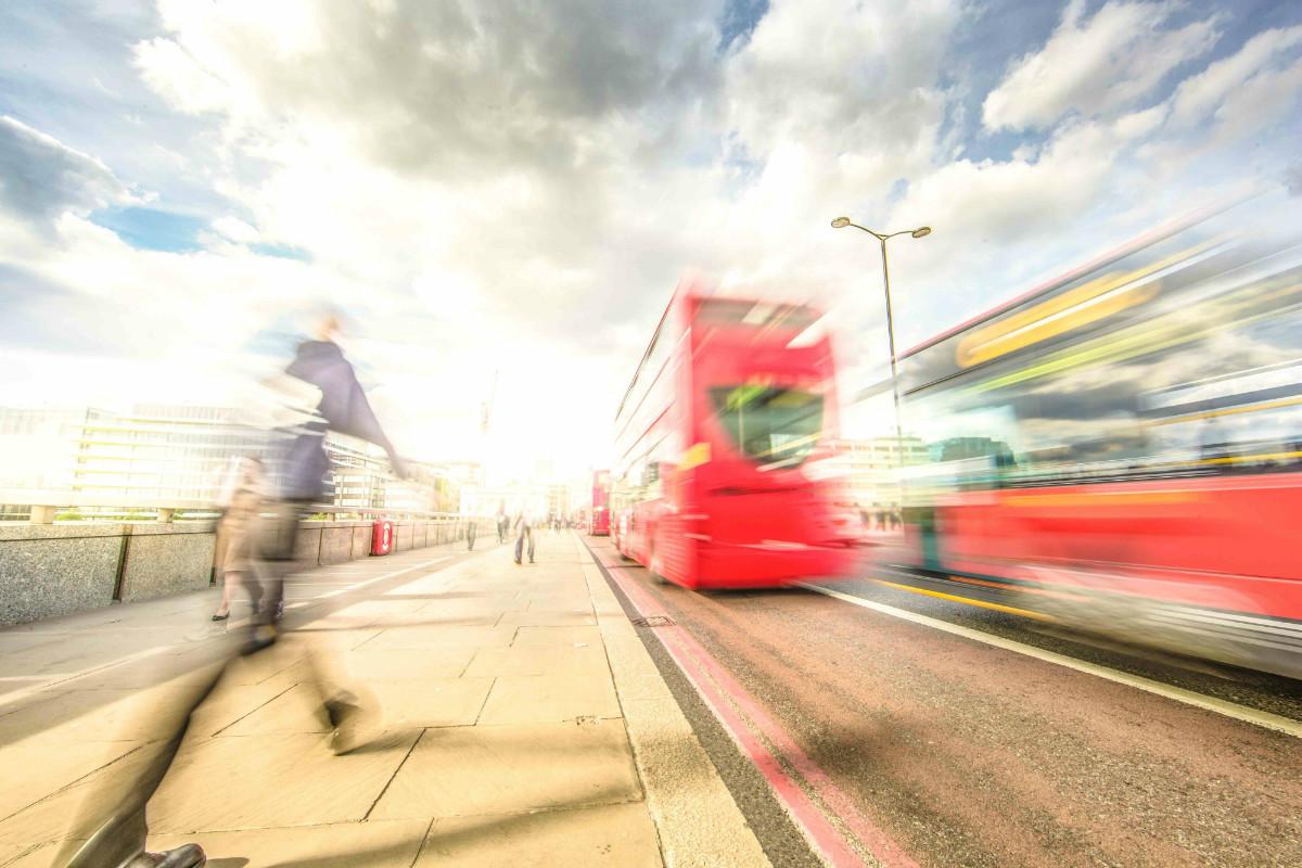 living in london transport