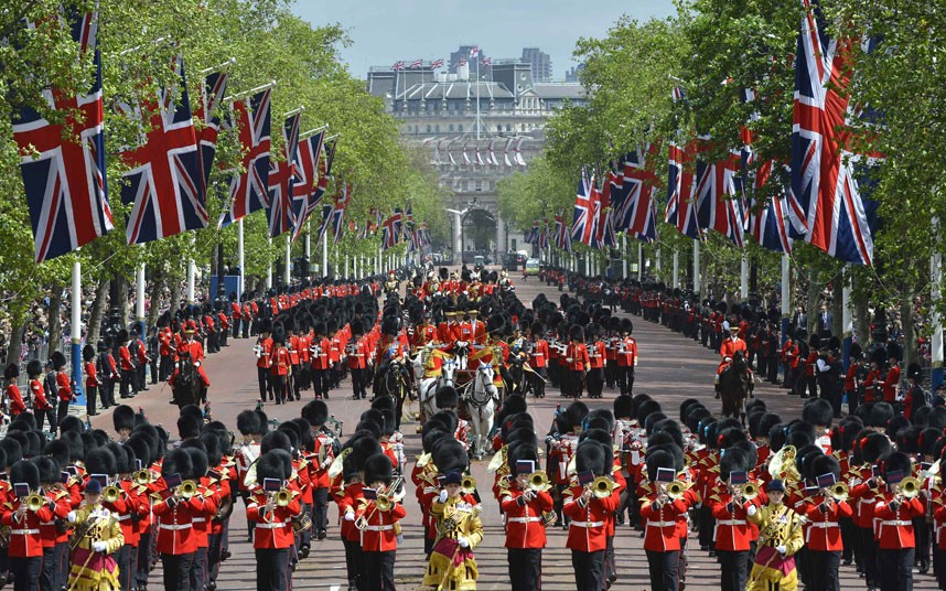 living in london pride parade