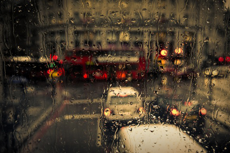 make the most of London's rainy weather