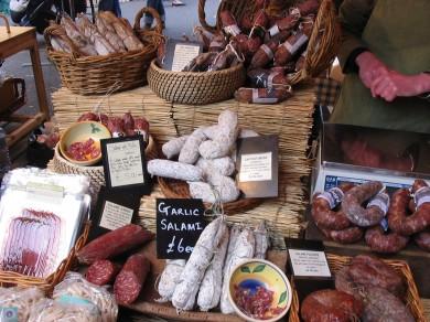 grocery shops in London