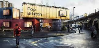 easter in London - pop brixton
