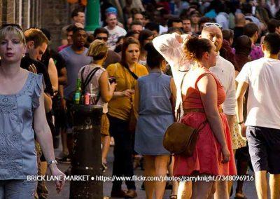 Sunday @ Brick Lane Market