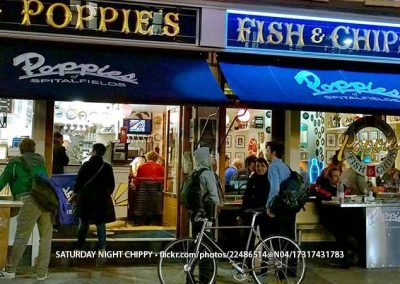 Quintessential Chippy
