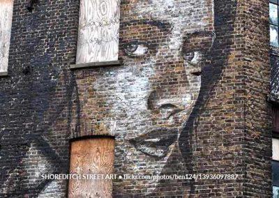 Immortalised on Brick