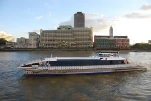 Tate boat
