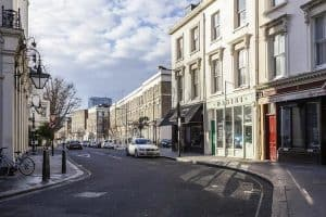 Maida Vale street view