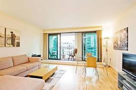 Canary Wharf rental apartments