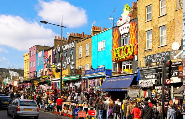 Apartments In Camden Flats For Rental London Relocation Services