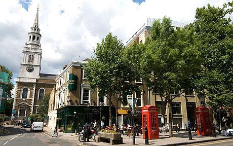 Clerkenwell Rentals
