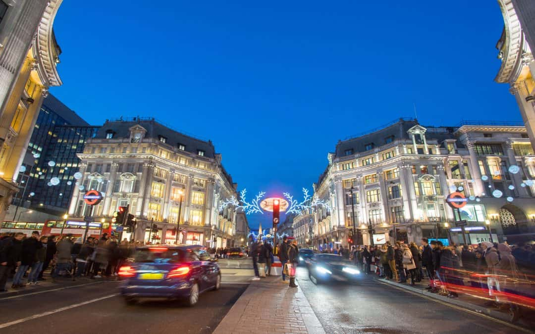Top 10 Shopping Stops in London's West End
