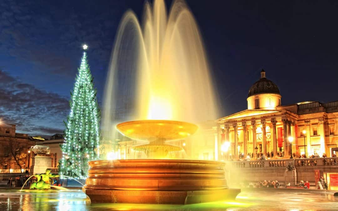 Top 10 Things to do in London on Christmas Day