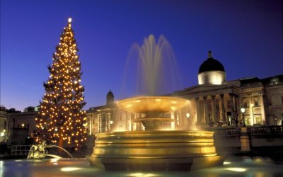 Top 10 Christmasy Things to do In London