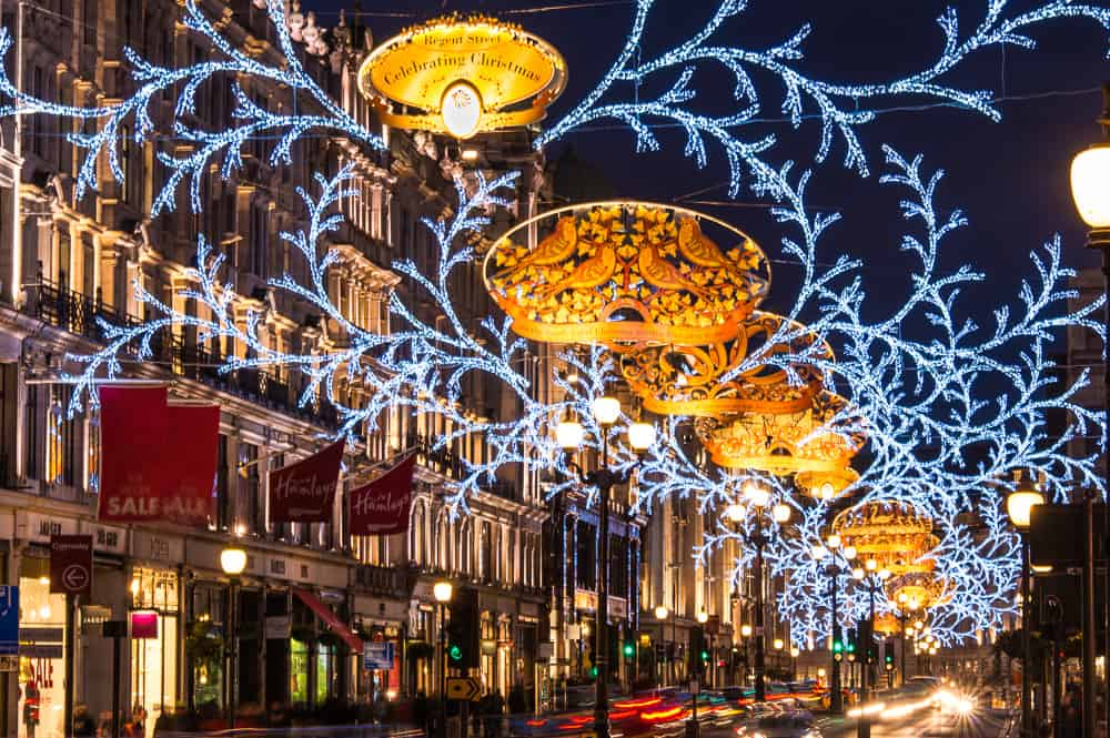 regents-street-lights