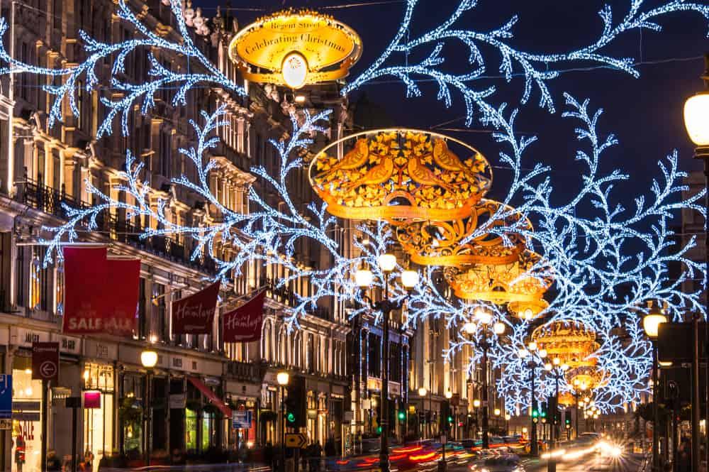 regents-street-lights