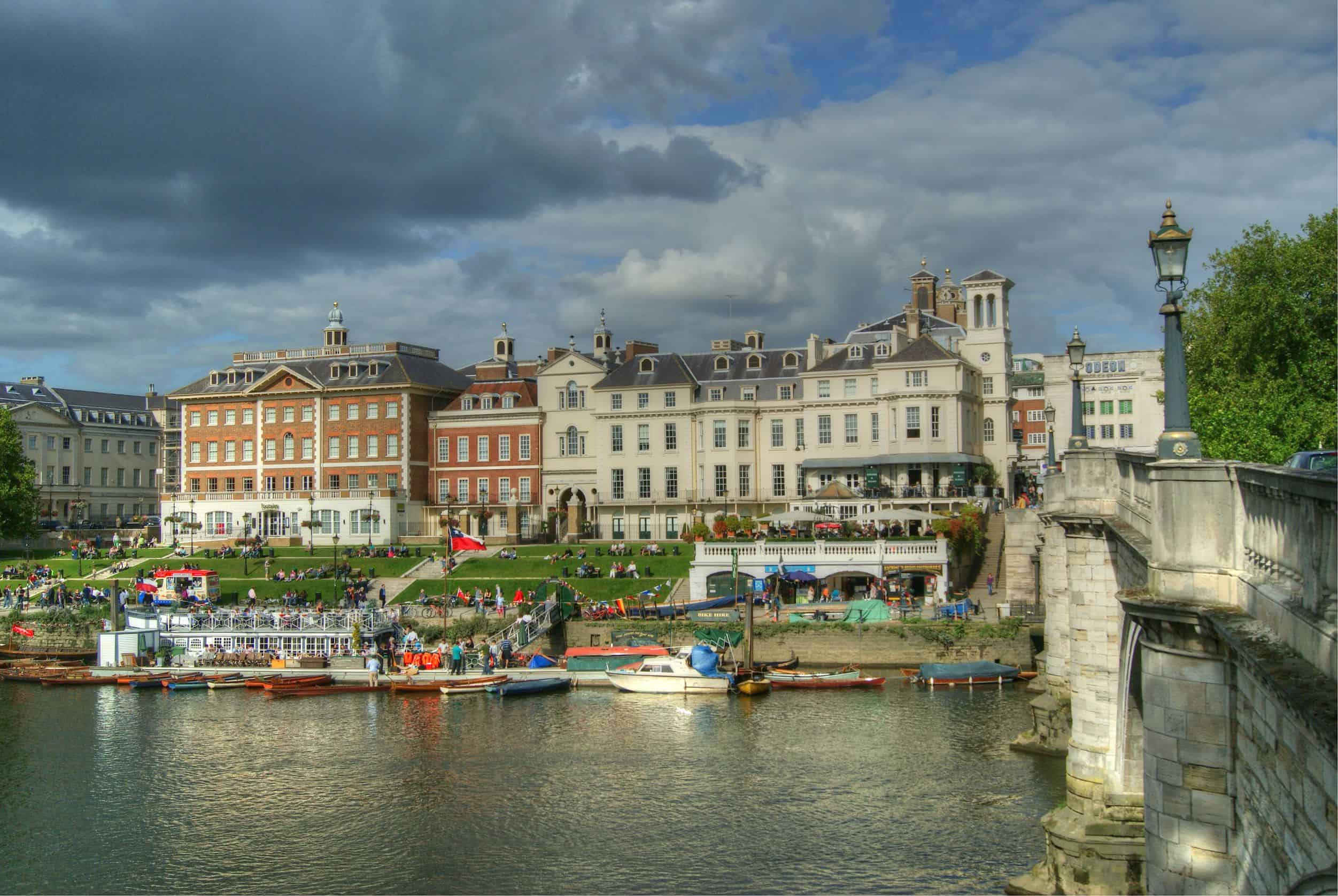 Richmond Riverside, Richmond-upon-Thames, England