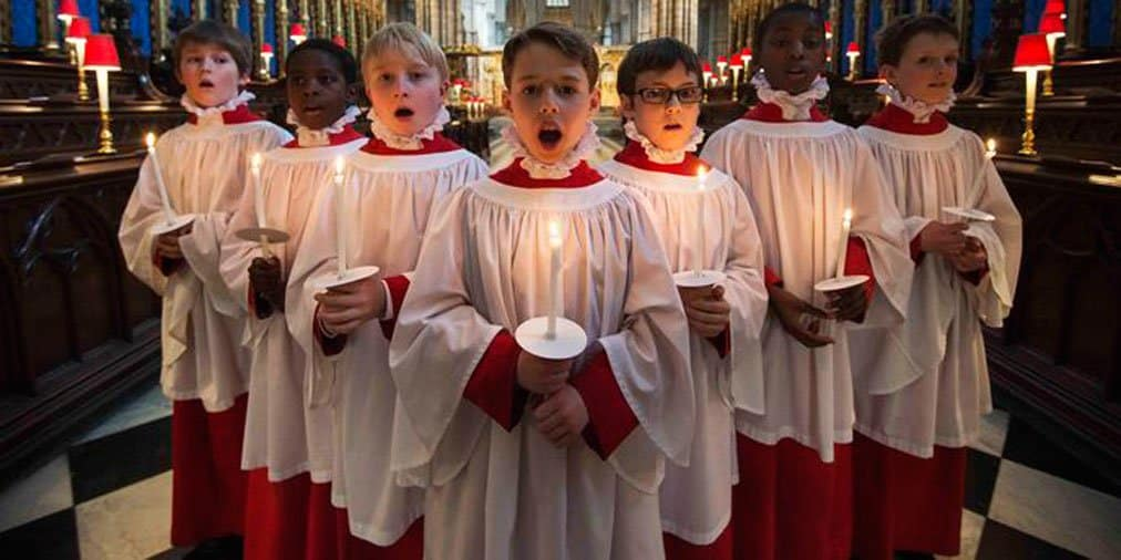 Top 10 Christmas Carols and Choirs in London