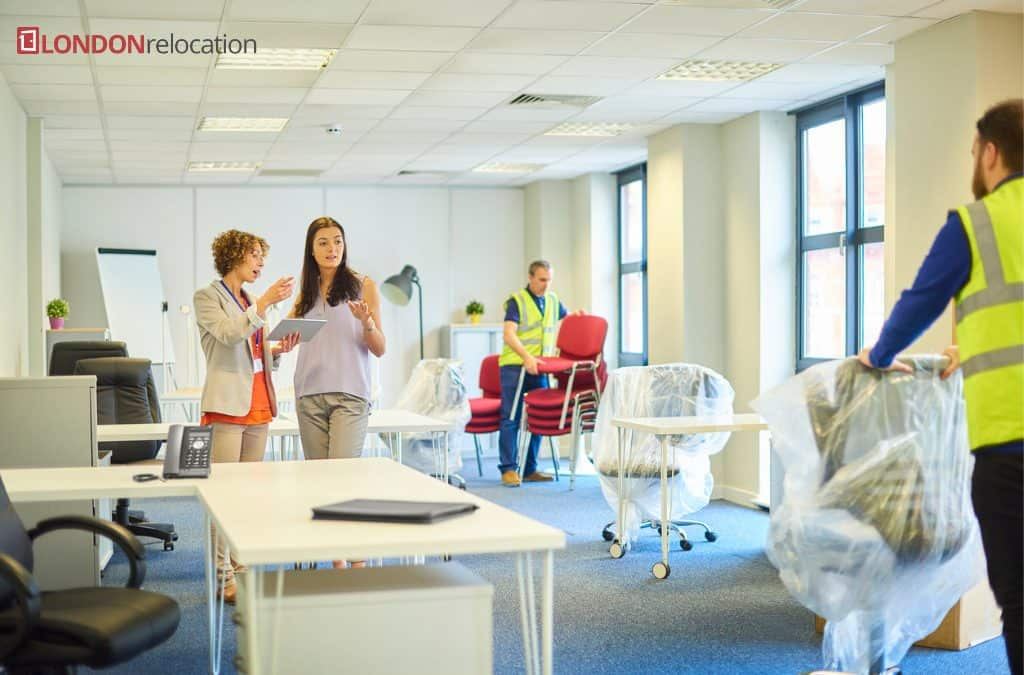 How to choose best corporate Relocation Companies in London?
