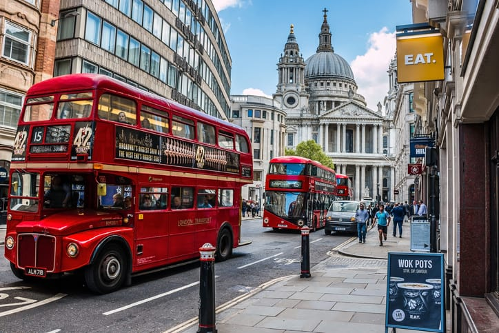 Top 10 Thoughts on Living in London Coming From New Londoners