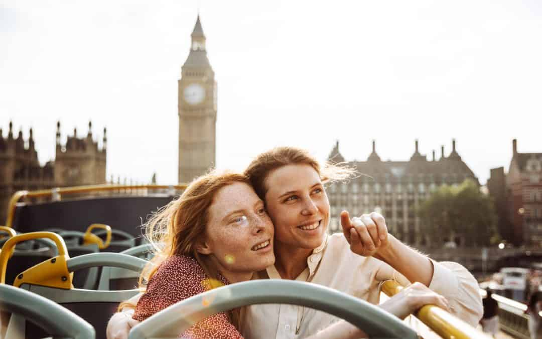 Live Your Dream in These 4 LGBT-Friendly Areas of London