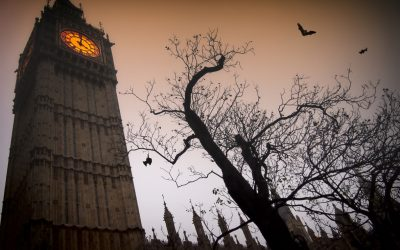 The Spookiest Urban Legends Of London To Give You The Goosebumps After This Halloween