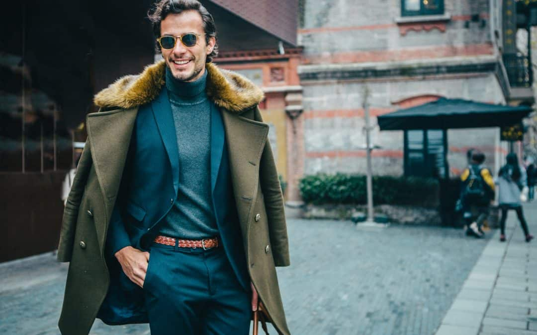 Here Are 5 Toasty London Fashion Trends For Men In Winter 2019