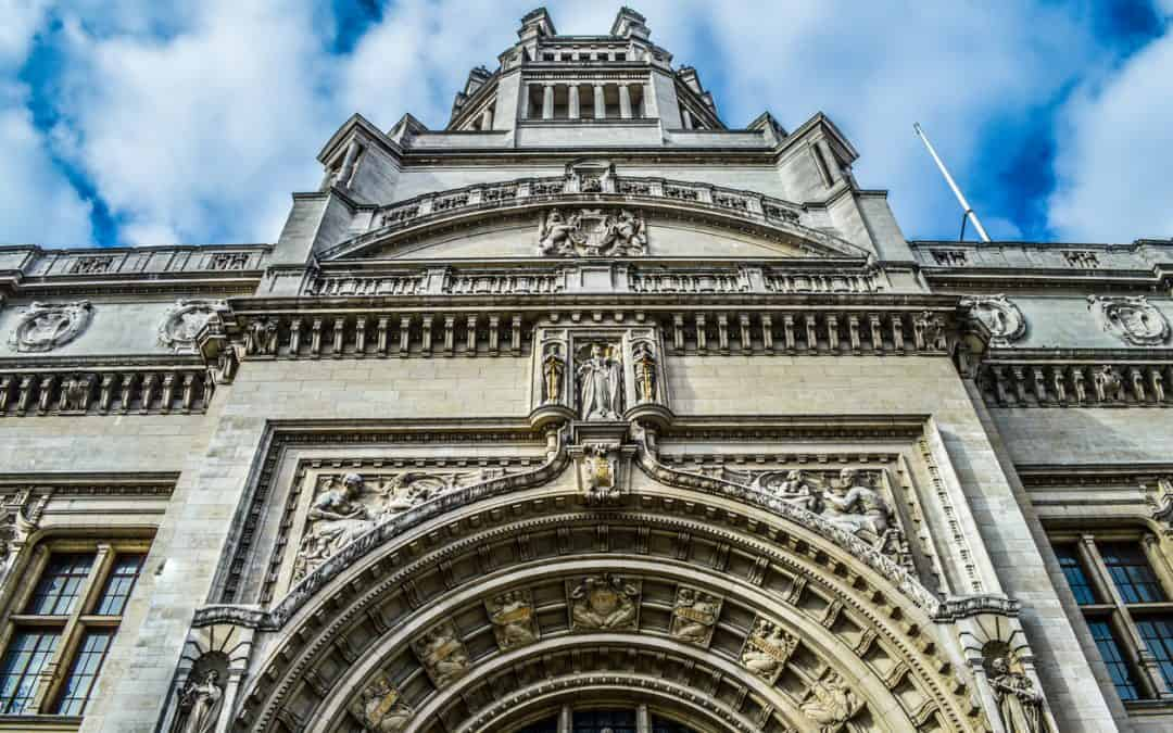 Exploring Every Nook And Cranny Of The Victoria And Albert Museum In London