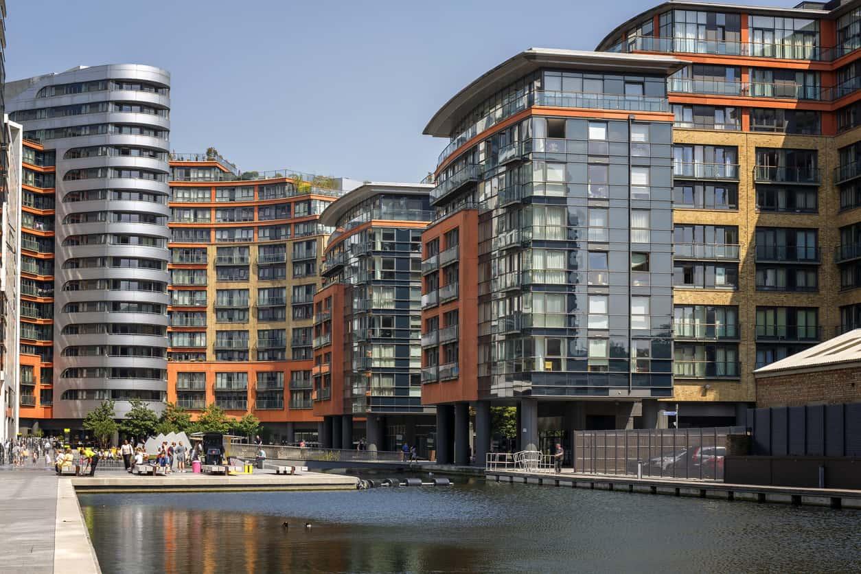 finding a london flat