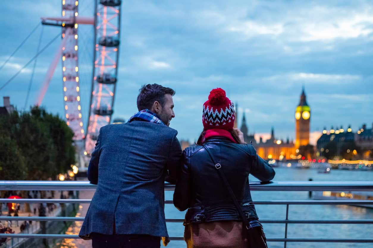 Best location for professionals in london