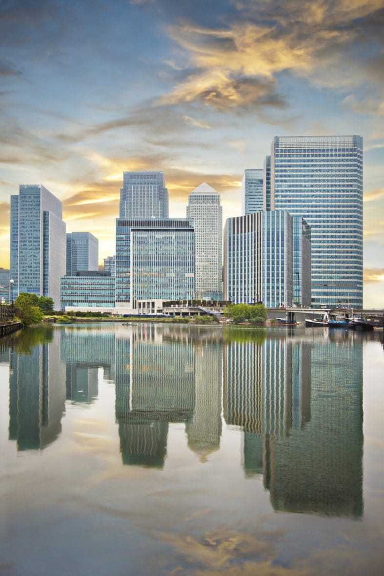 Canary Wharf flat rentals