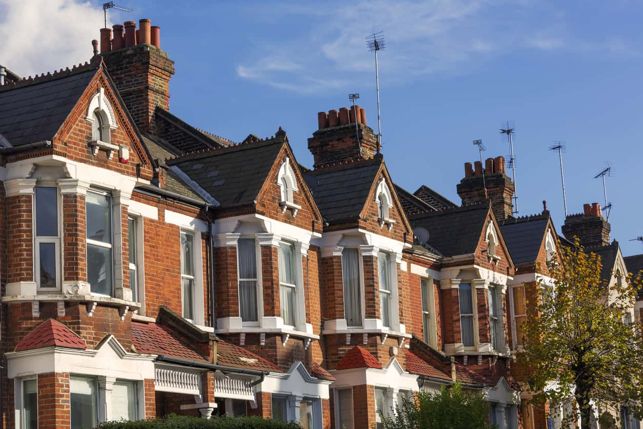 houses in SW London